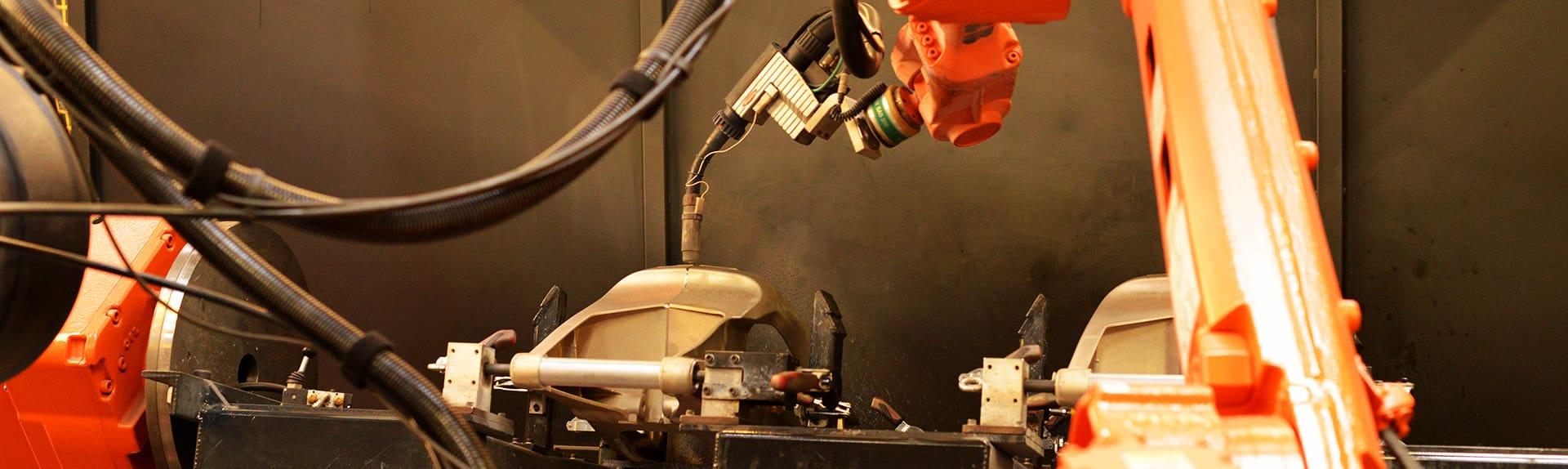 Robotsvejsning